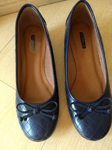 Sapato Corello. Semi Novo - Foto 5