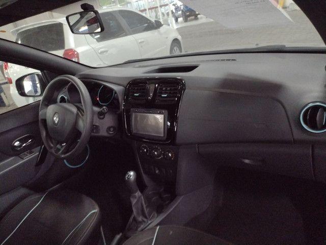 Renault Sandero expression vibe 1.0 - Foto 4