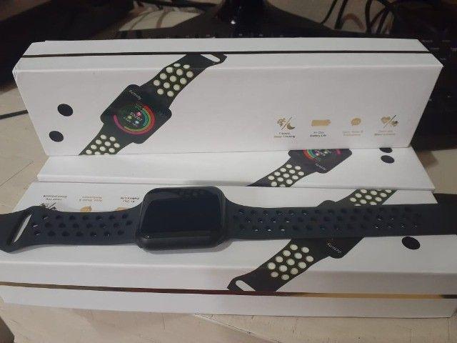 Relógio inteligente entrega grátis - Foto 2