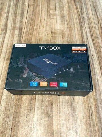 Tv Box MXQ PRO 4k Produto Importado Tv Smart Mais Barata do Brasil Frete Grátis