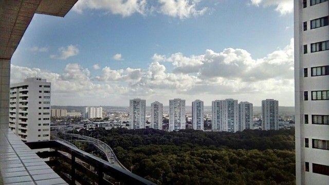 JS- Lindo apartamento de 3 quartos (70m²) - Edf. Green Life Boa Viagem - Foto 19