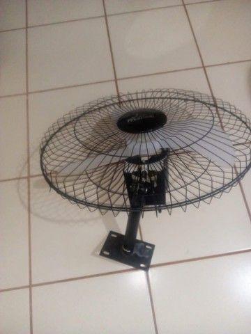 Ventilador Parede usado com Garantia - Foto 2