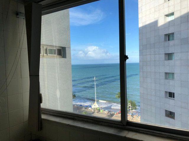 Na Rua Barão de Souza Leão, Perto Pracinha, 3 Qts + Dependencia, 87m², Nascente, Vista Mar
