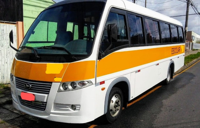 Volare W9  2008 - Micro-ônibus