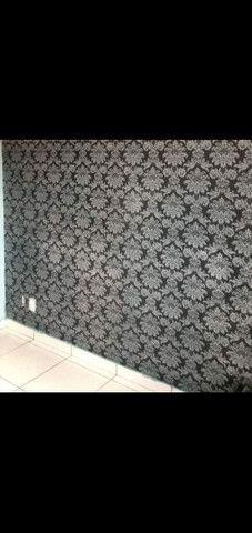 Tecidos decorativos em parede - Foto 3