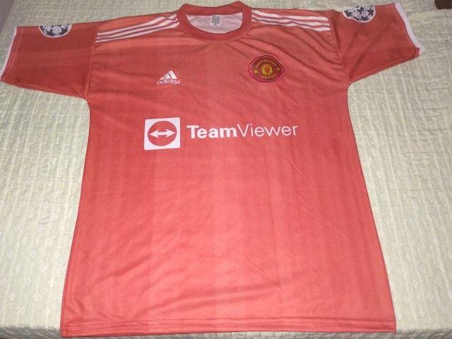 Camisa do Manchester - Cristiano Ronaldo  - Foto 2