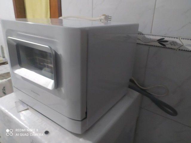 Máquina de lavar louças semi nova  - Foto 4