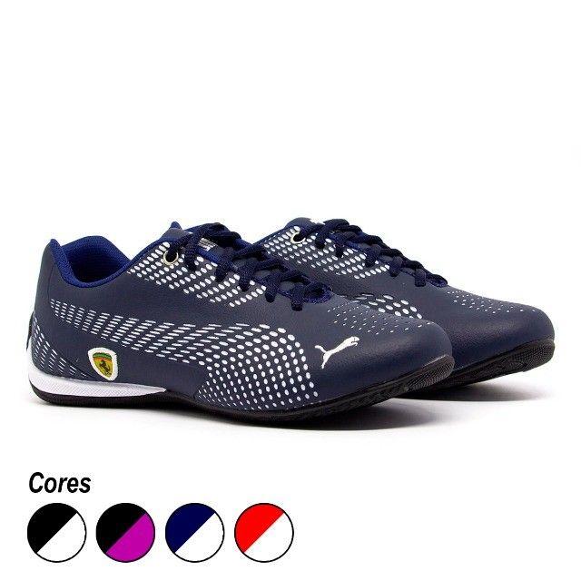 Tens Puma Ferrari Cores Variadas