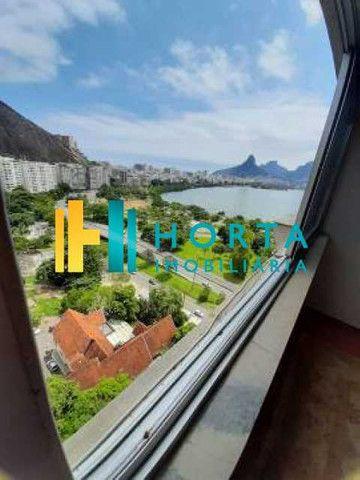 Apartamento à venda com 3 dormitórios em Lagoa, Rio de janeiro cod:CPAP31688 - Foto 4