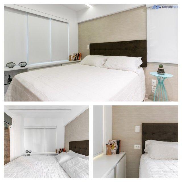 Apartamento  nos Aflitos, 75m2, 3 quartos, 2 suítes, 2 vagas soltas e mobiliado - Foto 14