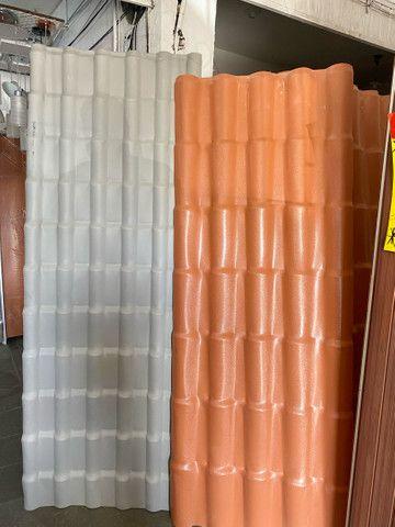 Telha de PVC FORTLEV - PROMOÇÃO IMPERDÍVEL