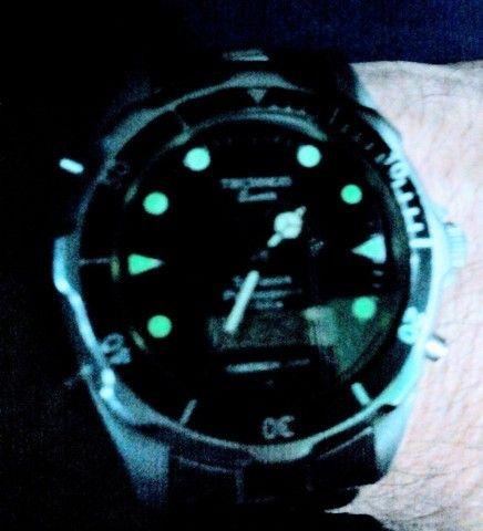 TECHNOS Sky Diver - Relíquia Anos 90 - Foto 3