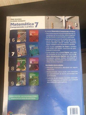 Livro de Matemática  - Foto 4