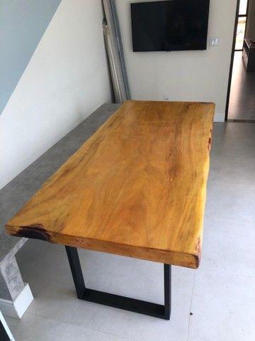 Mesa de metalon - Foto 3