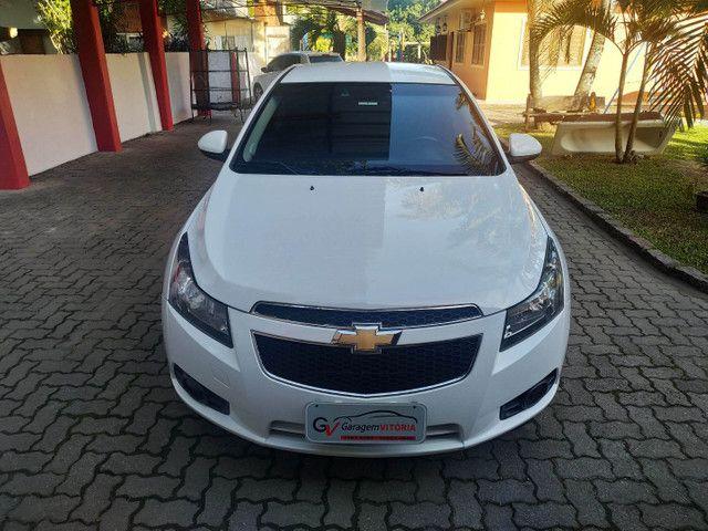 GM Cruze LT 1.8 Automático IPVA 21 Pago Estudo troca e Financio