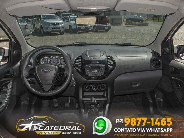Ford Ka+ Sedan 1.0 Se Flex 4p 2015 *Excelente Custo Benefício* Aceito Troca - Foto 6