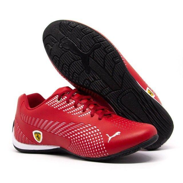 Tens Puma Ferrari Cores Variadas - Foto 3
