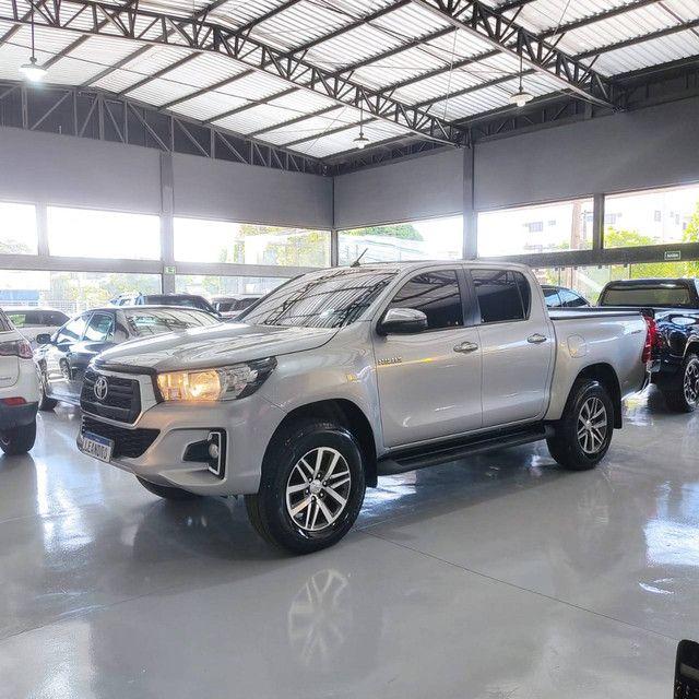 HILUX 2018/2019 2.8 SRV 4X4 CD 16V DIESEL 4P AUTOMÁTICO - Foto 4
