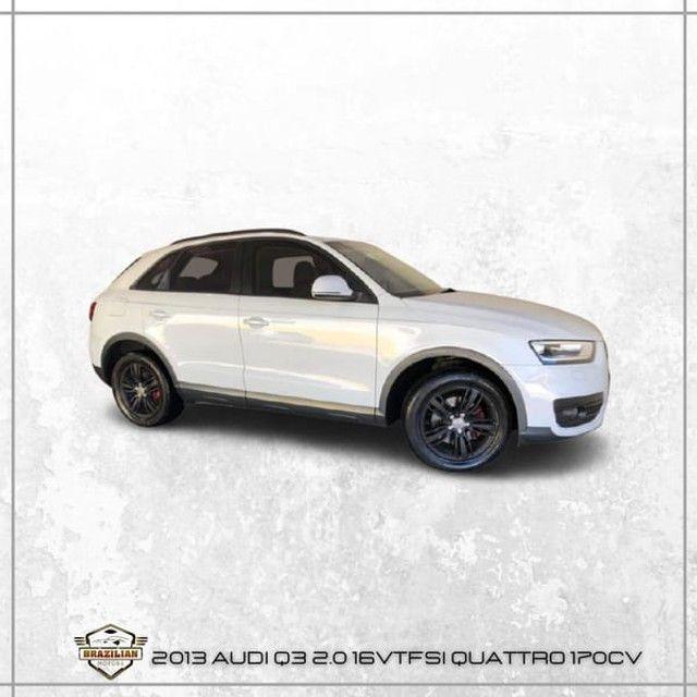 Audi Q3 2.0 16VTFSI QUATTRO 170CV S-TRONIC 5P  - Foto 5