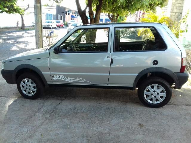 Fiat Uno Mille Way Economy ano 2013