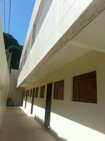 Alugo apartamento em Morro branco com TV a cabo e Internet e IPTU