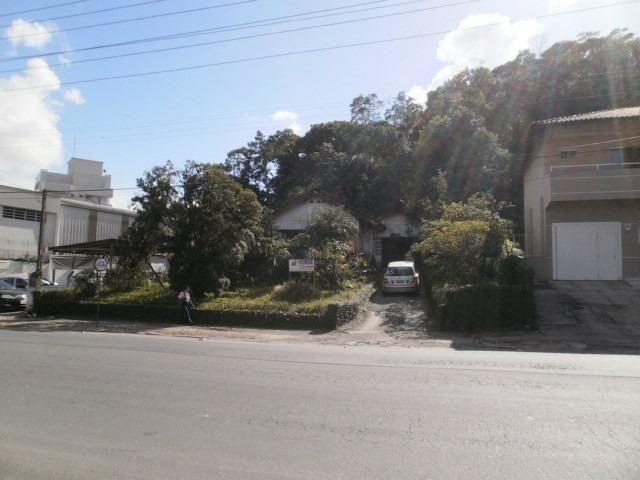 Terreno em Joinville, bairro Santo Antônio