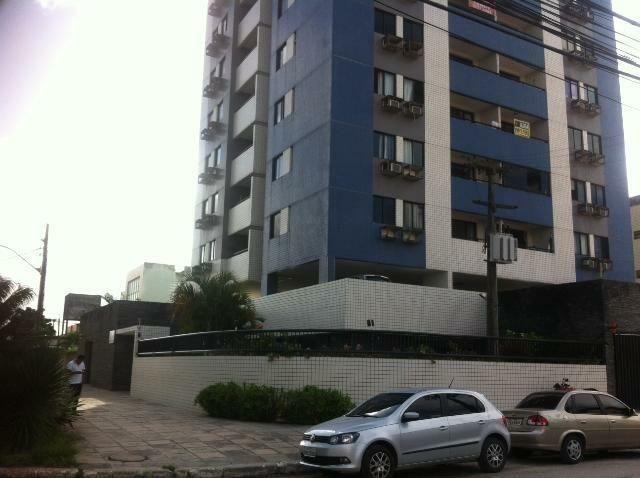 3 qtos em Boa Viagem, ao lado do Shopping Recife - totalmente Nascente