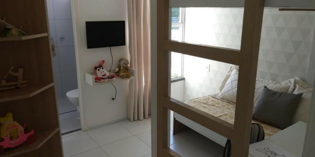 Único Apartamento no Passaré- Elevador- 2 Suites-2 Vagas - Dentro do Minha Casa Minha Vida - Foto 10
