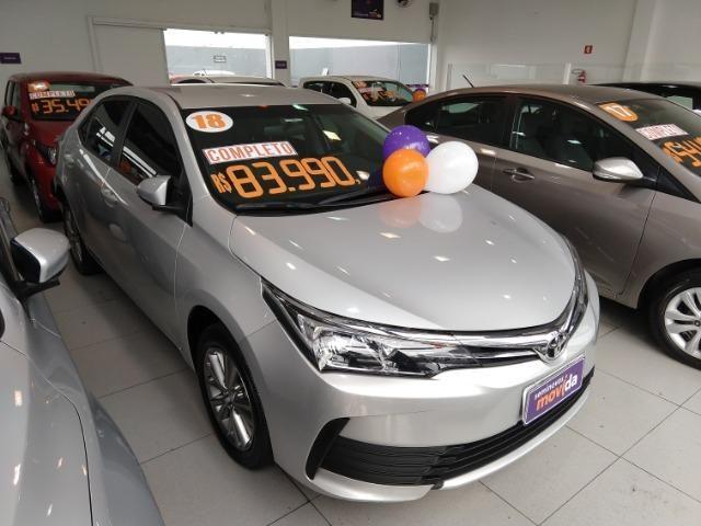 Toyota Corolla GLi Upper 1.8 AUT