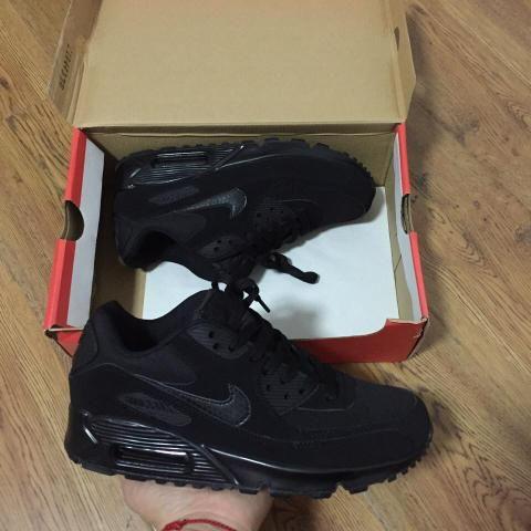 94a8ffa148 Tênis nike Air max 90 All black - Roupas e calçados - Barra da ...