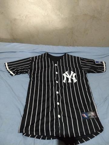 5ebbdb2efeffb Promoção camisa baseball Yankees oficial - Roupas e calçados - Paço ...