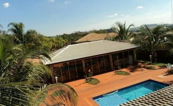 Casa à venda com 4 dormitórios em Condominio ipe roxo, Ribeirão preto cod:9168