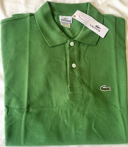 984c22968fd Camisa Lacoste peruana tamanho M Nova (aceito cartão) - Roupas e ...