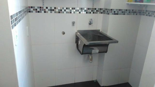 Engenho de Dentro - Condomínio Casa Nova - Andar Alto Elevadores - 2 Quartos 1 Suíte Vaga - Foto 20