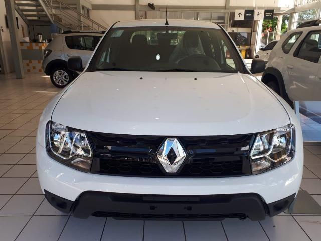Renault Duster Oroch Express 1.6 2020, 3 anos de garantia, condiçao para cnpj