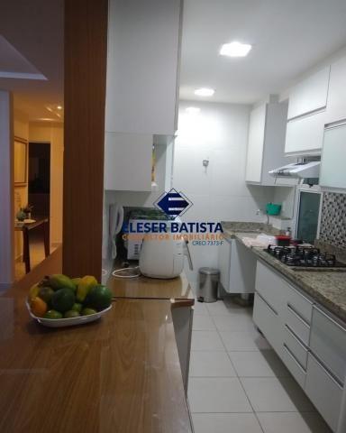 Apartamento à venda com 3 dormitórios em Residencial praças sauípe, Serra cod:AP00169 - Foto 4