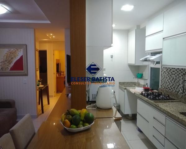 Apartamento à venda com 3 dormitórios em Residencial praças sauípe, Serra cod:AP00169 - Foto 5