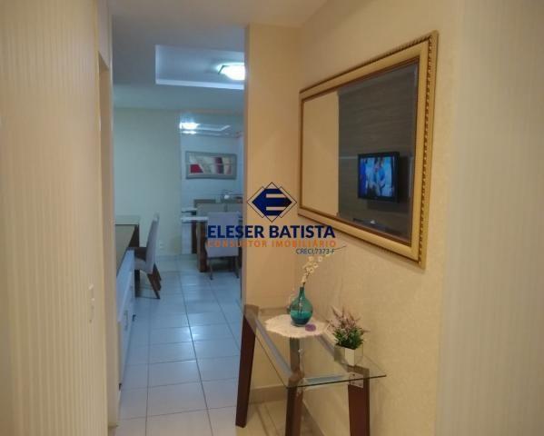 Apartamento à venda com 3 dormitórios em Residencial praças sauípe, Serra cod:AP00169 - Foto 7
