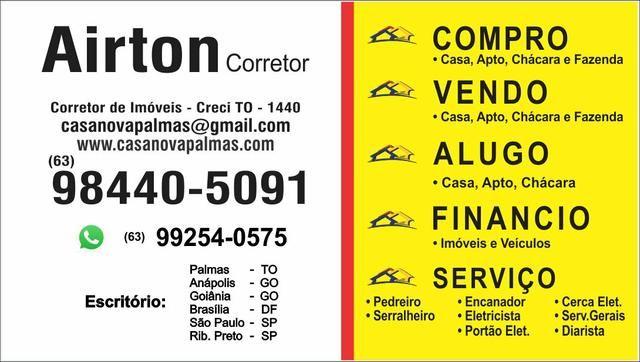 Fazenda 50alq Santa Maria PA 10mil o alq Tr x Casa em Palmas URG Airton - Foto 17