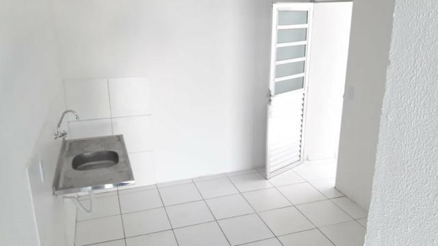 Casas cond. Fechado, 3/4,salão de festas, ITBI e Reg. grátis, s/entrada e parc/ R$ 446,72! - Foto 12