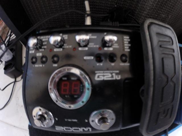 Cubo de Treino Onerr Sniper 20w e Pedaleira G2.1u zoom - Foto 2