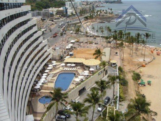 Apartamento para Locação em Salvador, Ondina, 3 dormitórios, 1 suíte, 3 banheiros, 2 vagas - Foto 3