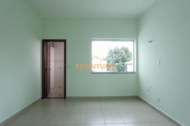Casa para alugar, 80 m² por R$ 1.300,00/mês - Centro - Rio Claro/SP - Foto 3