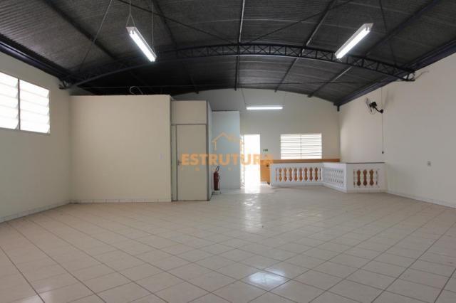 Barracão para alugar, 380 m² por R$ 3.000,00/mês - Estádio - Rio Claro/SP - Foto 7