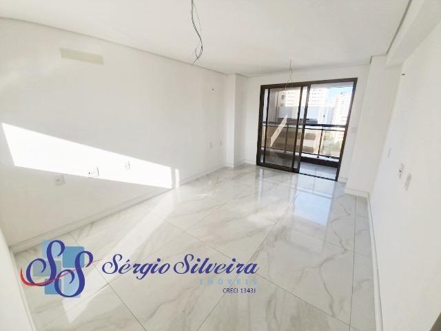 Apartamento na Aldeota alto padrão, 1 por andar e lazer completo Abelardo Pompeu - Foto 6