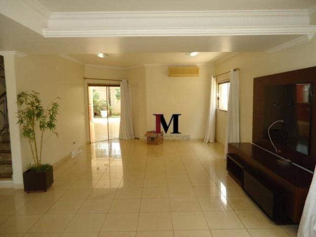 Alugamos linda casa em condominio fechado com 4 suite com closet - Foto 4