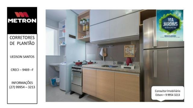 UED-18 - Apartamento 2 quartos em morada de laranjeiras - Foto 3