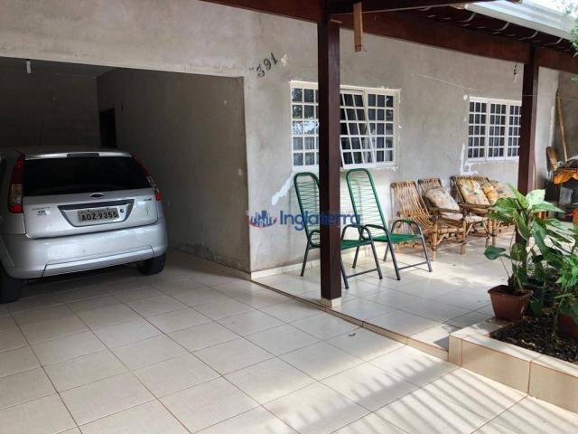 Casa à venda, 99 m² por r$ 320.000,00 - conjunto cafezal 1 - londrina/pr - Foto 4