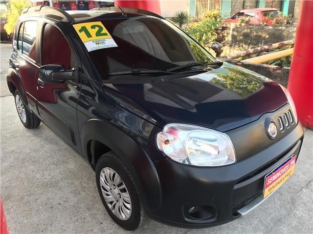 Fiat Uno 1.0 way 8v flex 4p manual - Foto 4