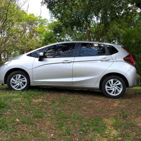 Honda Fit 1.5 CVT Único Dono, Baixa KM - Novíssimo - 2016 - Foto 4